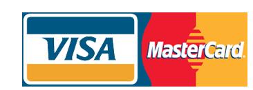 betaling visa mastercard