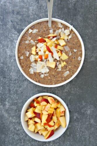 Havregrød - Opskrift på glutenfri, lækker og sund morgengrød på 5 min.