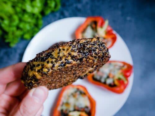 Quinoabøffer - Opskrift på glutenfri og sunde vegetarbøffer med quinoa