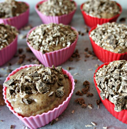 Sunde chokolademuffins - Opskrift på sunde muffins med chokolade