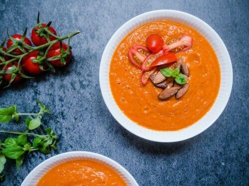 Tomatsuppe - Opskrift på verdens bedste tomatsuppe (Antiinflammatorisk)