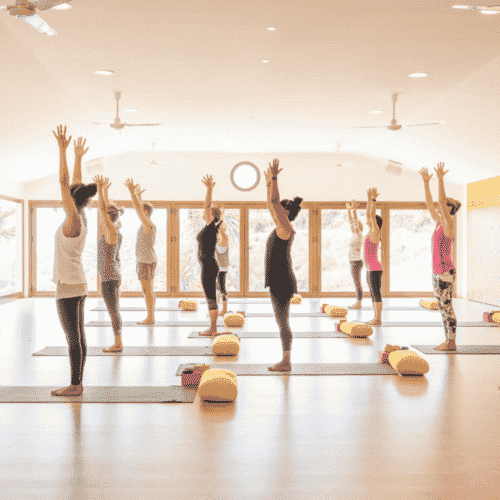 Yoga Retreat i Spanien - Cathrine Yoga Travel 2