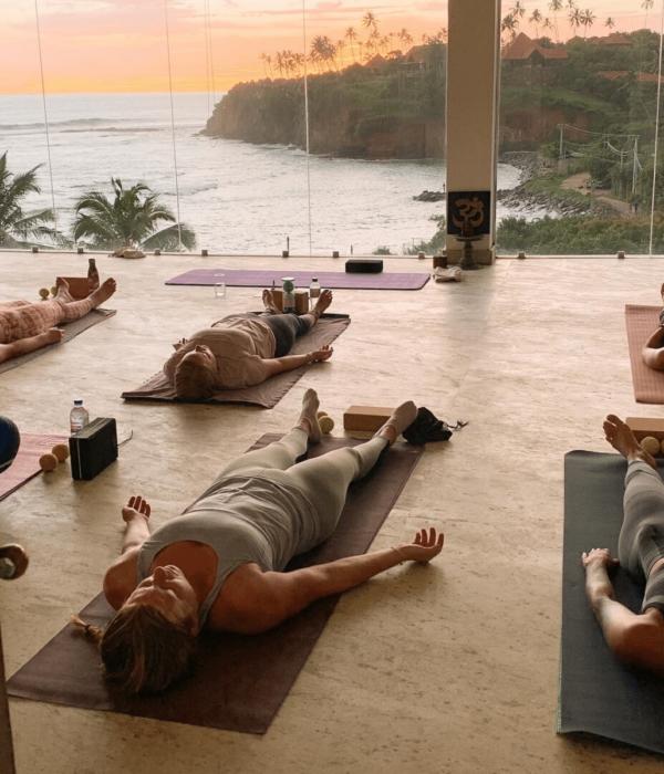 Ayurveda Yoga Retreat på Sri Lanka