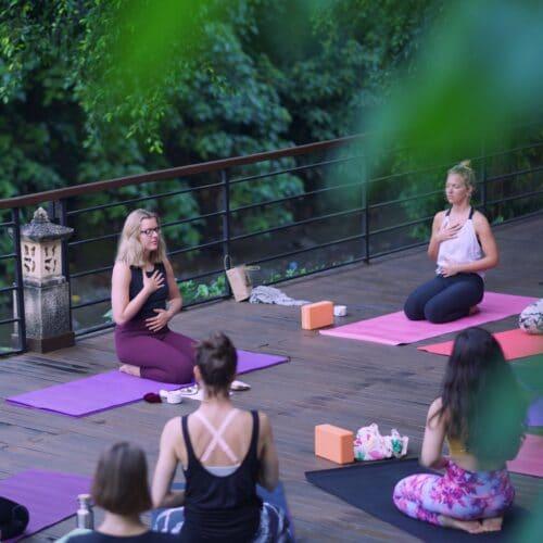 Yoga Retreat på Bali
