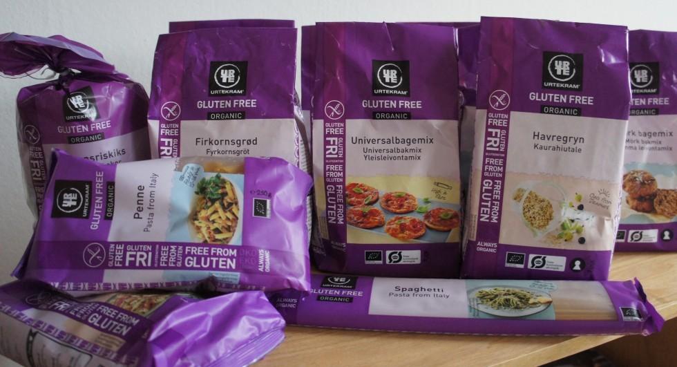 Glutenfri meltyper - Mel uden gluten, glutenfri pasta og glutenfri cornflakes
