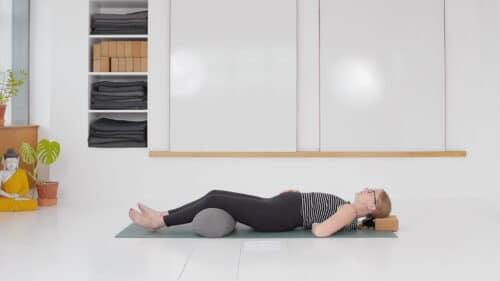 Gravid yoga for fordøjelsen 2