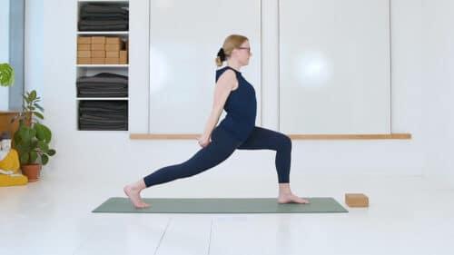 Hatha yoga flow 2