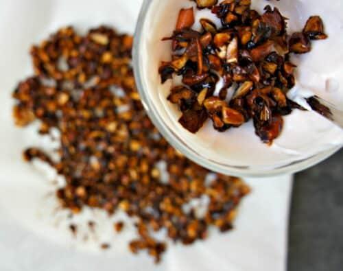 Hjemmelavet müsli - Opskrift på sund, lækker og glutenfri müsli (Granola)
