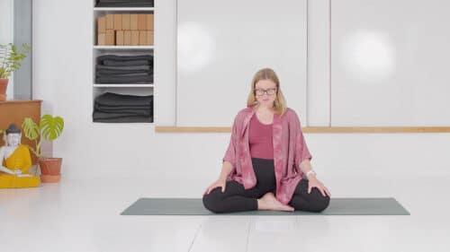 Kærlig gravid meditation