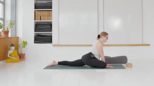 Komplet gravid yogaklasse 2