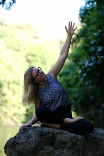 Mindfulness og Yin Yoga - Janni har lært at acceptere sin sygdom