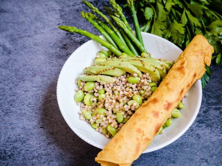 Nytårssalater og tilbehør - Opskrifter på nemme og sunde salat opskrifter