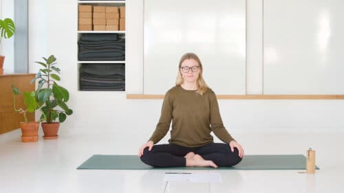 Pandechakra meditation