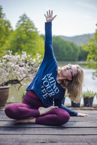 Sådan bliver du stressfri - Yoga mod stress, stresssymptomer og hormoner