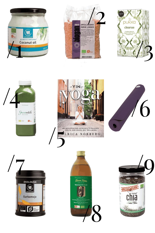 Sund livsstil - Få inspiration til sund livsstil - Yoga, sund kost og opskrifter