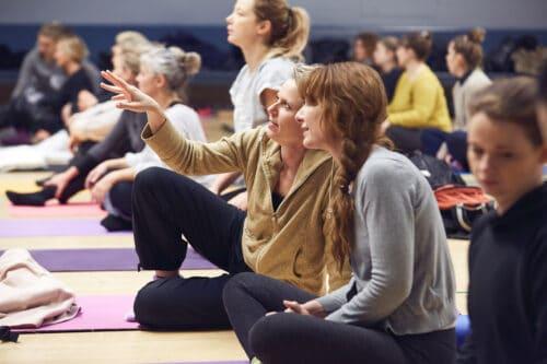 Yin Yoga Workshop for begyndere - København, Aarhus, Vejle & Randers
