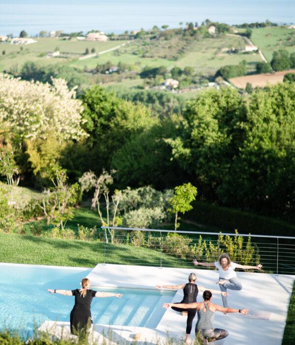 Yoga Retreat i Italien 2022 - Den ultimative yogarejse i Italien (Pakkerejse)