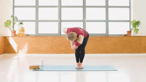 Yoga for en stærk mave 2