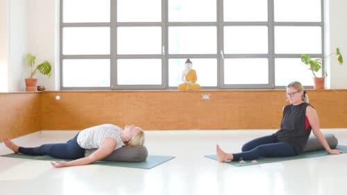 Yoga mod angst og tankemylder 2