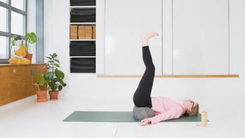 Yoga mod menstruationssmerter 2