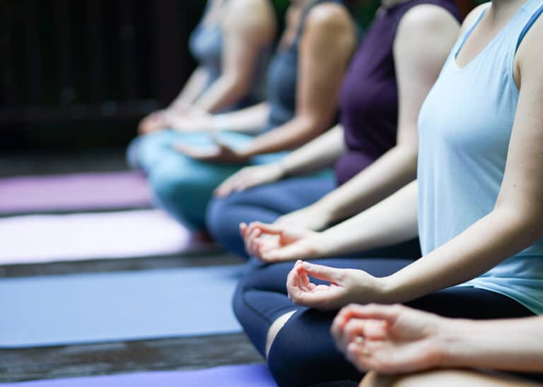 Yoga uddannelse 2022